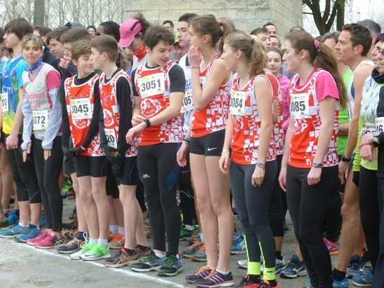 5km chartres 2015 depart