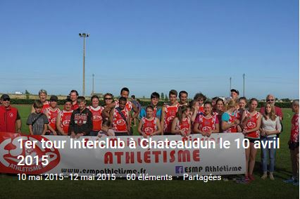 interclub 1er t 2015